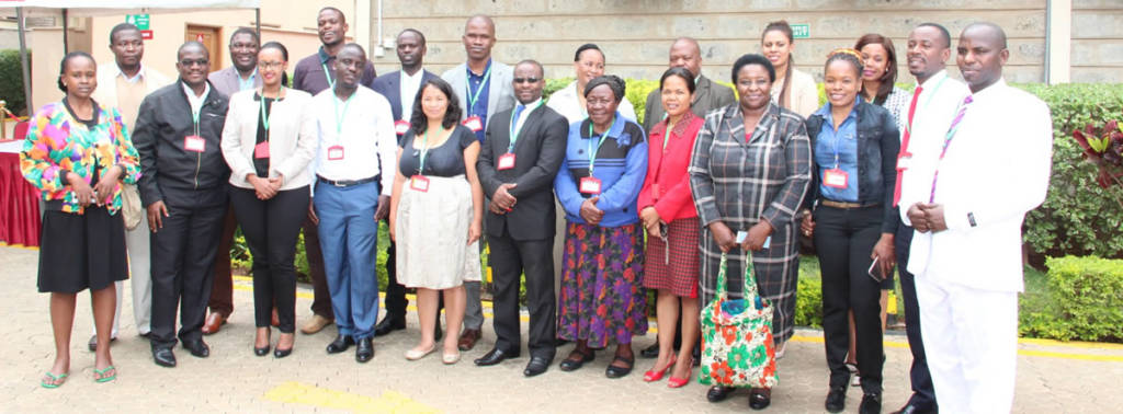 Delegates -Child Sensitive Social Protection Framework validation meeting- Nairobi November 2016