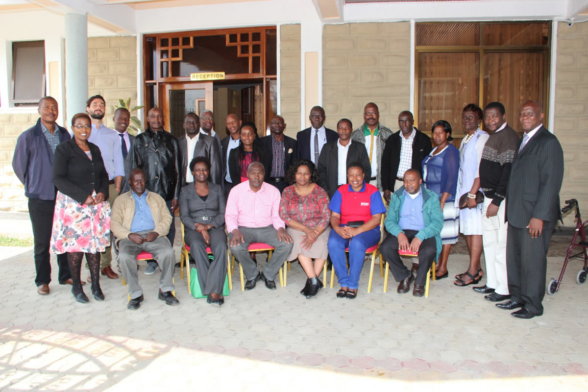 SPIREWORK meeting –Group photo- October 2016-Naivsha Kenya