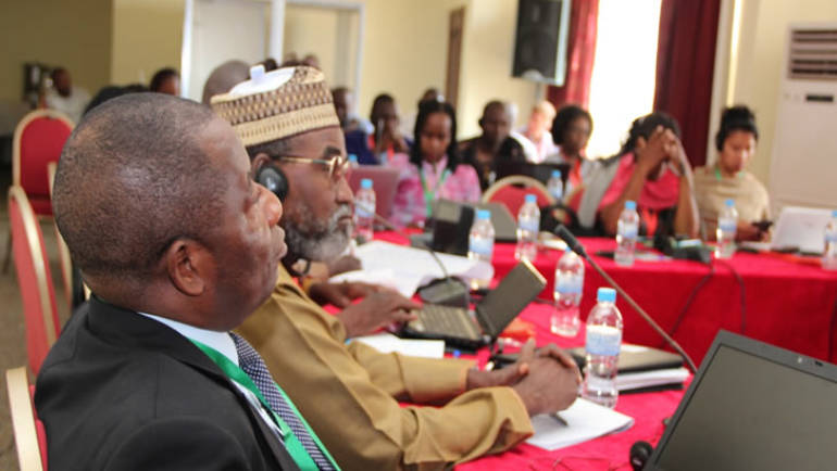 Annual Delegates Conference-Day 1