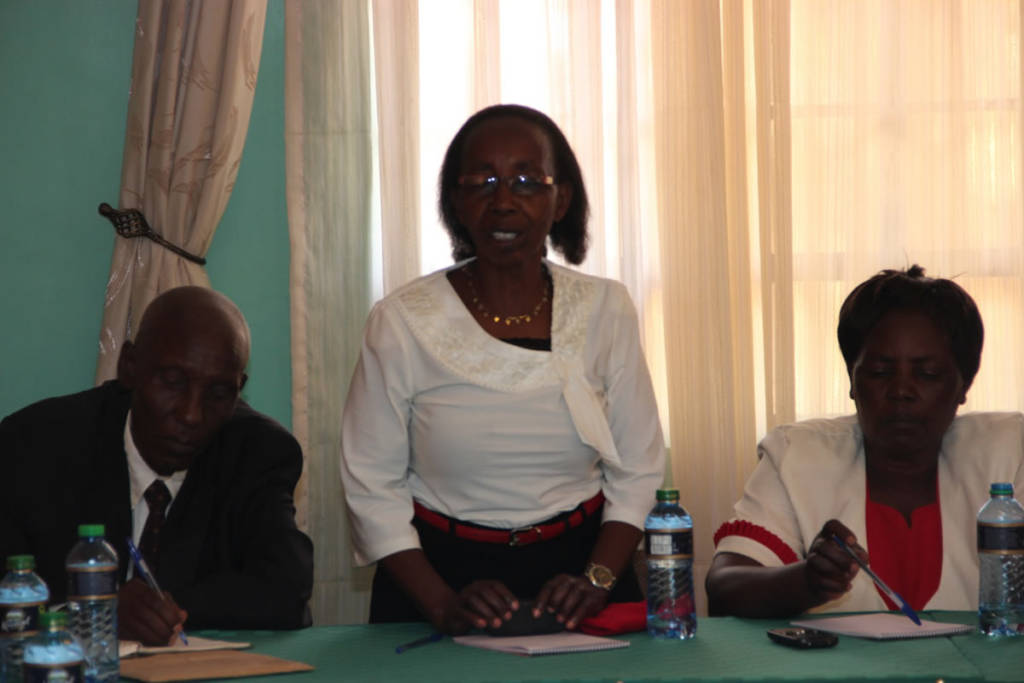 Grassroots participation in older persons cash transfer in Kenya