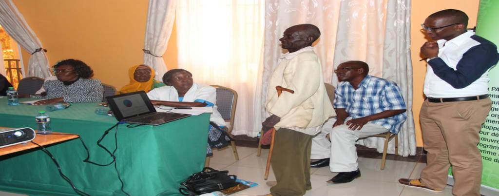 Social accountability and grassroots participation in cash transfer – Makueni Kenya
